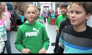 Wäiski-TV vko 9 2013, Flash Mob